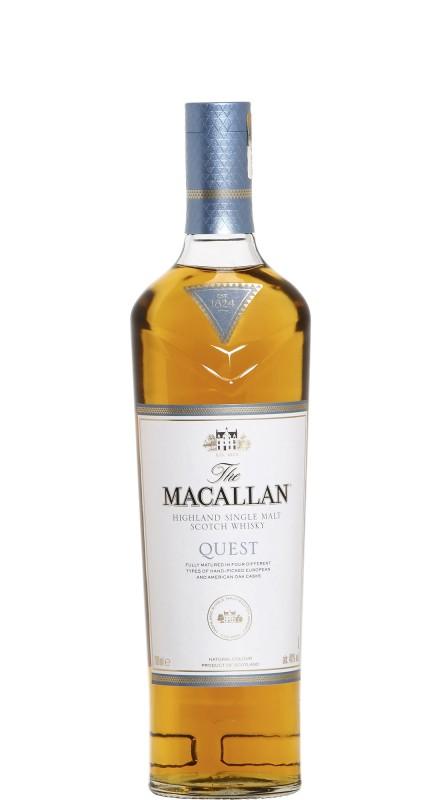 Macallan Quest Single Malt Scotch Whisky