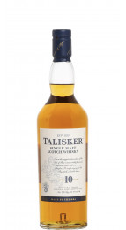 Talisker 10 Y.O. Single Malt Scotch Whisky