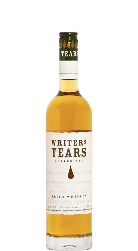 Writers Tears Blended Irish Whiskey