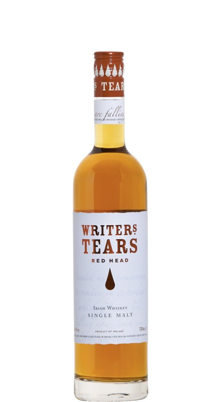 Writers Tears Red Head Blended Irish Whiskey
