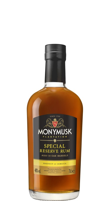 Monymusk Special Reserve Single Blended Rum