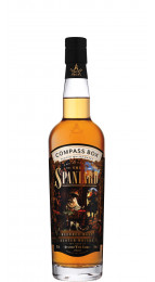 Compass Box The story of Spaniard Blended Malt Whisky