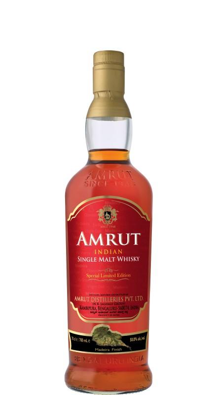 Amrut Madeira Finish Single Malt Whisky