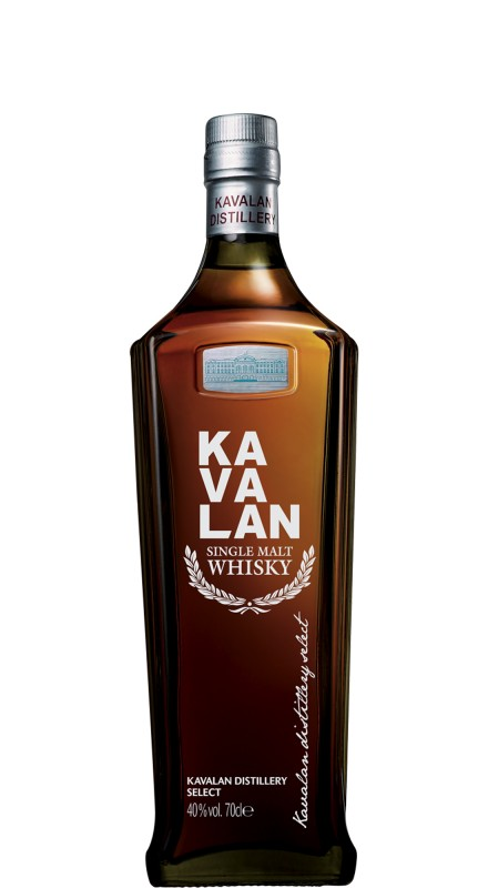 Kavalan Distillery Select Single Malt Whisky