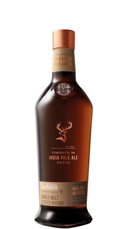 Glenfiddich India Pale Ale Casks Single Malt Whisky