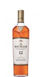 Macallan 12 Y.O. Sherry Oak Cask Single Malt Whisky