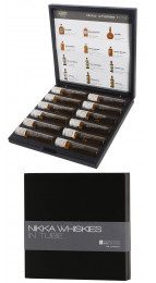 Nikka Cofanetto Flaconi 12 X 4 Cl Single Malt Whisky