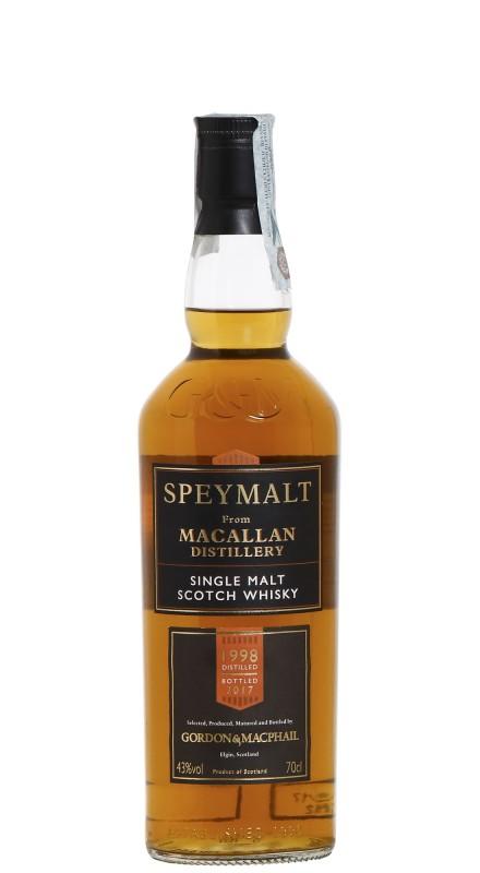 Macallan 1998 - Speymalt by Gordon & MacPhail Single Malt Whisky