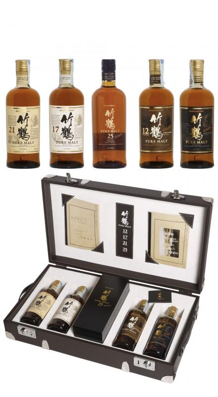 """Nikka Taketsuru Malle On The Road"""" Single Malt Whisky"""""""