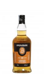 Springbank 10 Y.O. Single Malt Whisky