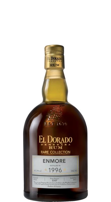 El Dorado Rare Collection Enmore 1996 Rum