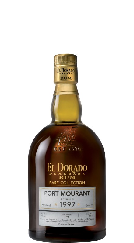 El Dorado Rare Collection Port Mourant 1997 Rum
