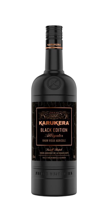 Karukera Black Edition Alligator Rhum Agricole