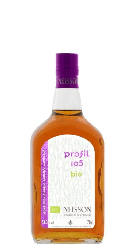 Neisson Profil 105 Bio Rhum Agricole