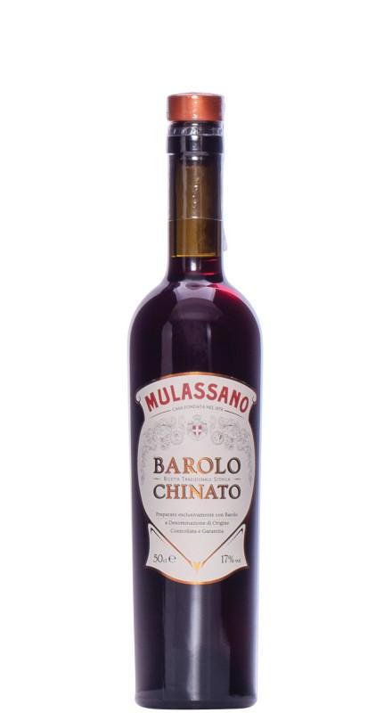Mulassano Barolo Chinato Flavored Wine