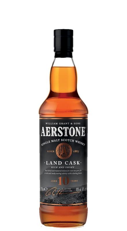 Aerstone 10 Y.O. Land Cask