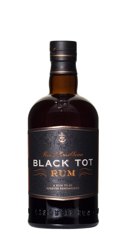 Black Tot Finest Carribean Rum