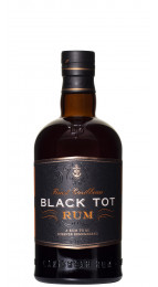 Black Tot Finest Carribean Rum