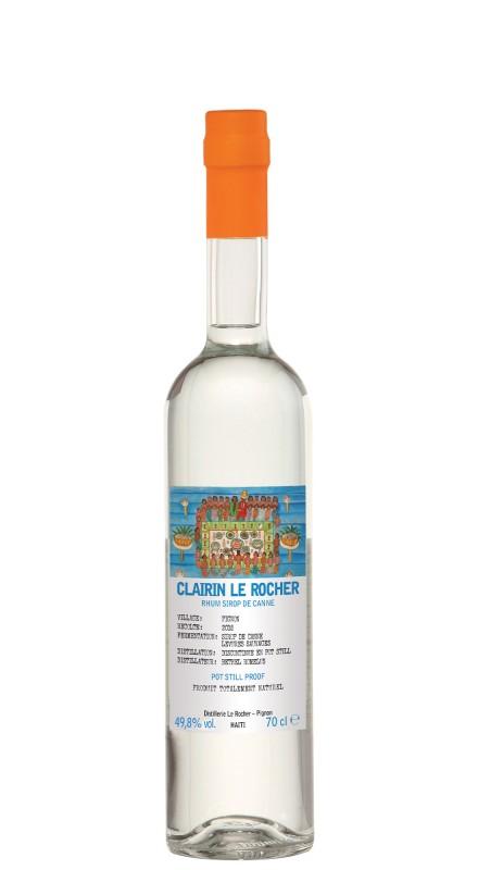 Clairin Le Rocher 6 Récolte 2018