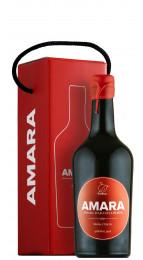 Amara Liquore Amaro di Arancia di Sicilia con Astuccio