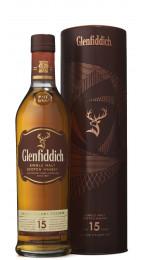 Glenfiddich 15 Y.O. con Confezione Regalo