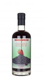Strawberry Balsamic Gin