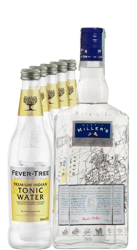 Gin Tonic Page