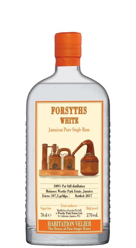 Habitation Velier Forsyths WP White Rum