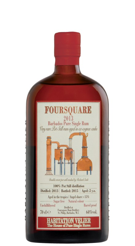 Habitation Velier Foursquare 2013 Rum