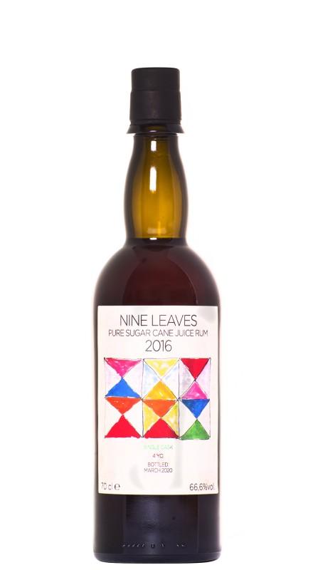 Nine Leaves 4 Years Old 2016