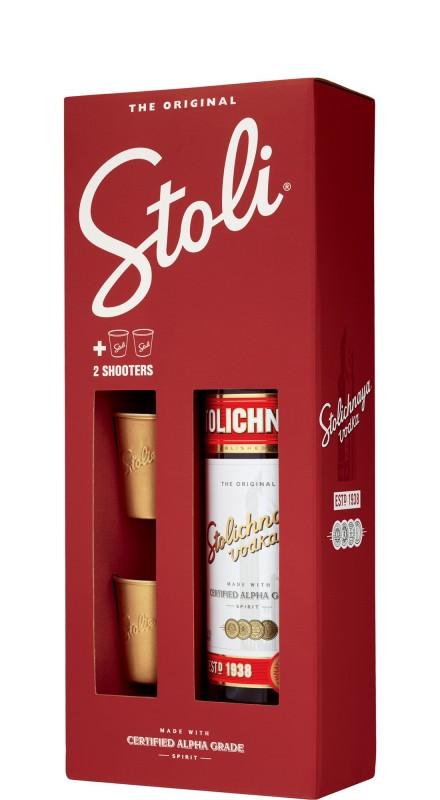 Stolichnaya Premium Speciale 2 Shots
