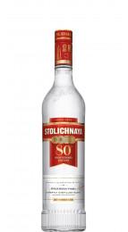 Stolichnaya Premium Limited Edition 80Th Anniversary Vodka