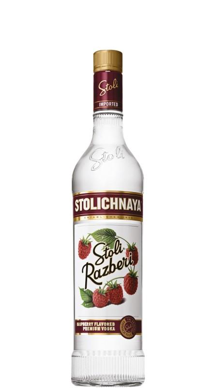 Stolichnaya Razberi Vodka