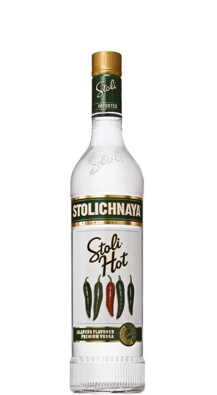 Stolichnaya Hot Vodka