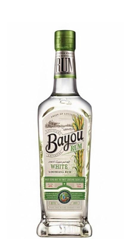 Bayou Silver Rum
