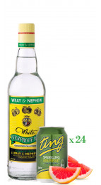 Wray & Ting Cocktail Box