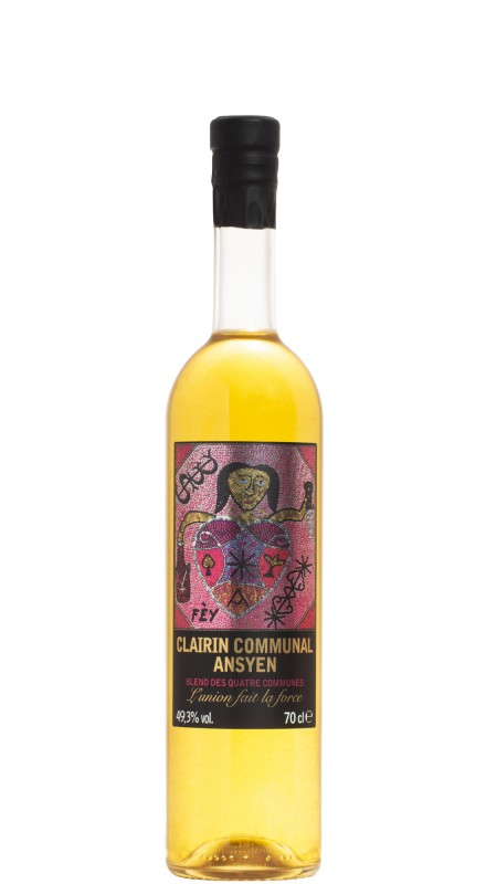 Clairin Ansyen Communal