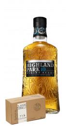 Highland Park 10 Y.O. + Corallo Chocolate 75%