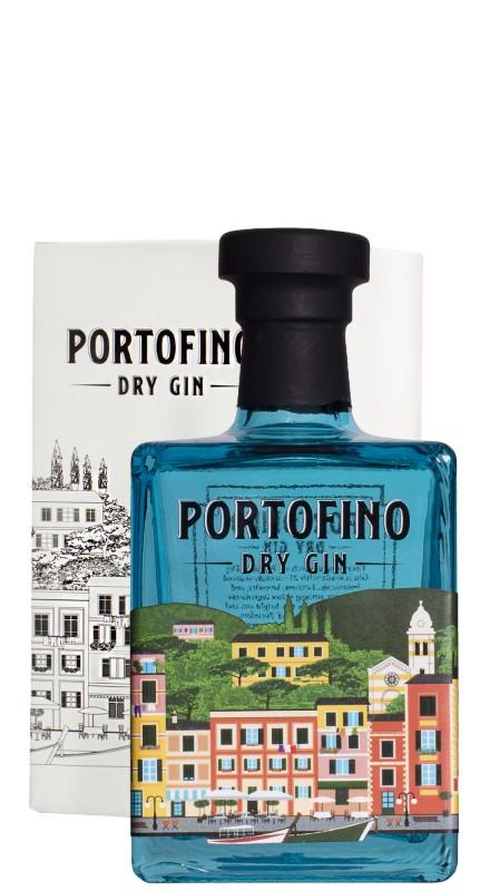 Portofino Dry Gin with Box