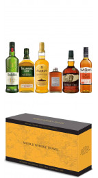 Travel Box - World Whisky Travel