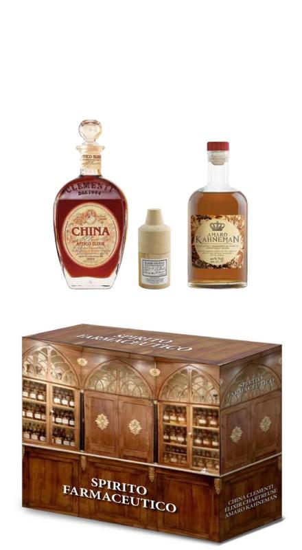 Travel Box - Spirito Farmaceutico
