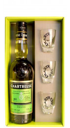 Chartreuse Travel Box
