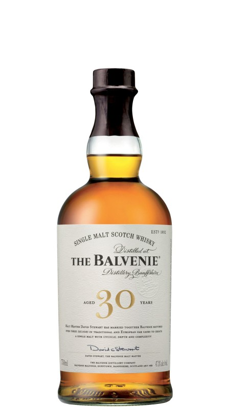 Balvenie 30 Y.O. Single Malt Whisky