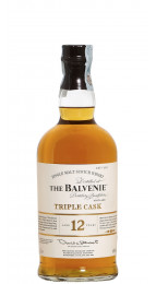 Balvenie 12 Y.O. Triple Cask Single Malt Whisky