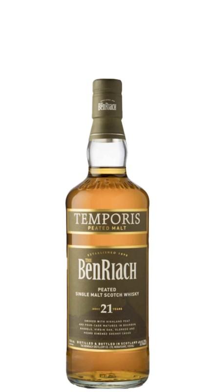 Benriach 21 Y.O. Peated Temporis