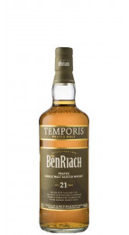 Benriach 21 Y.O. Peated Temporis