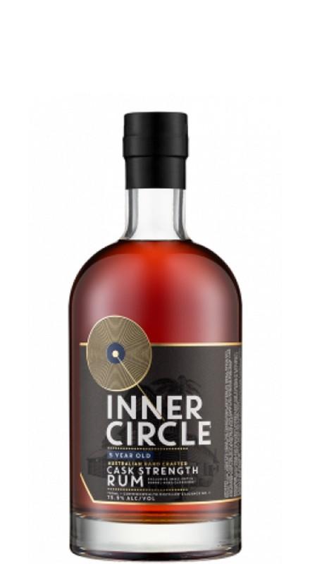 Inner Circle 5 Y.O. Black Cask Strength