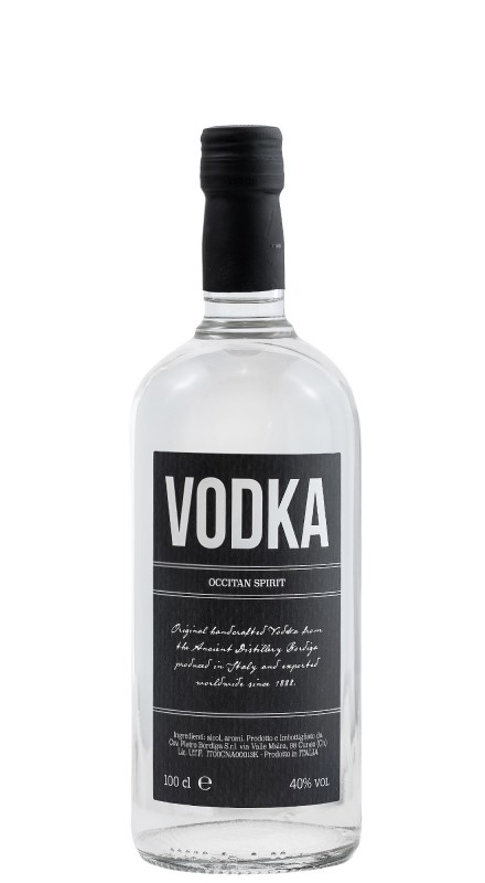 Bordiga Vodka Occitan