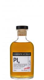 Elements of Islay PL6 Port Charlotte Single Malt Whisky