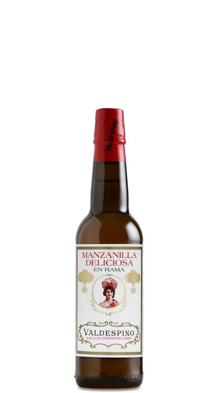 Valdespino Manzanilla Deliciosa En Rama